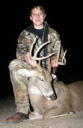 Junction TX Whitetail Deer Hunting